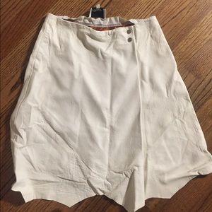Phillip Lim White Leather Skirt 🙌🏾